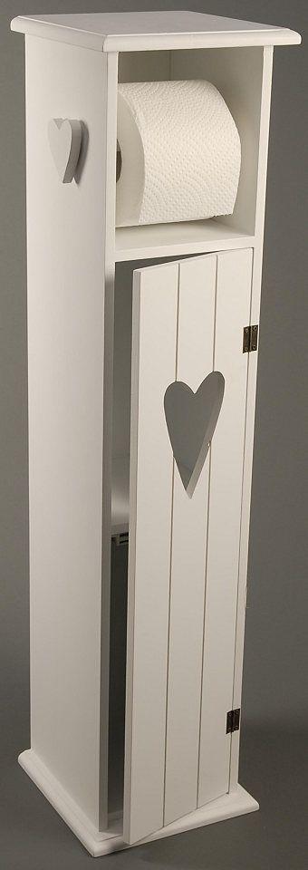 Home affaire Regal mit WC-Rollenhalter in  im OTTO Online Shop