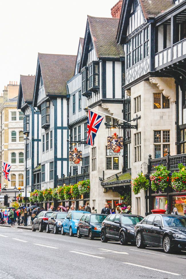Year-round bucket list of things to do in London