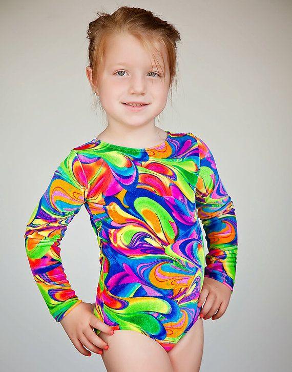 Leotards 2 pdf sewing pattern gymnastics gym dance von tumblentwirl