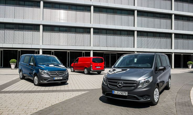 New Release Mercedes-Benz Vito 2015 Review Design View Model