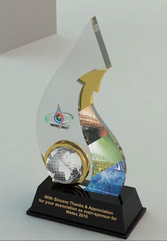 Crystal Awards & Trophy on Behance