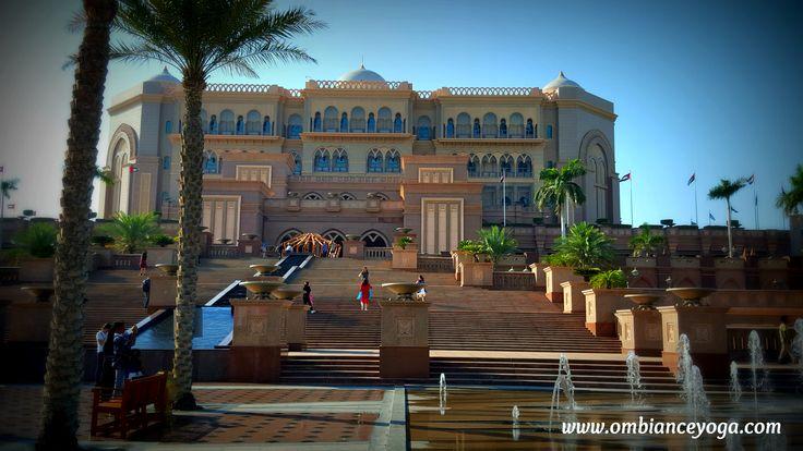 Emirates Palace Hotel - Abu Dhabi, UAE