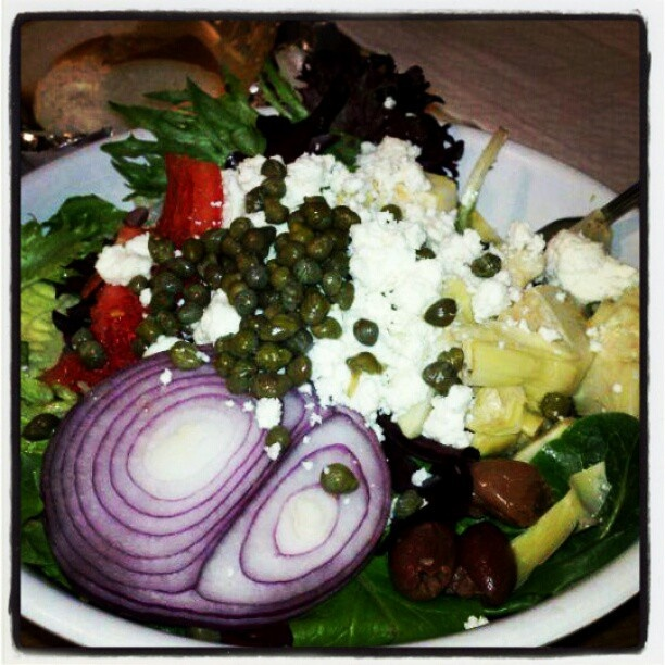 ... Rabbit Food on Pinterest   Snickers pie, Greek salad and Pizza salad