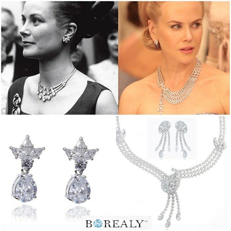 Grace of Monaco borealy jewelry Nicole Kidman