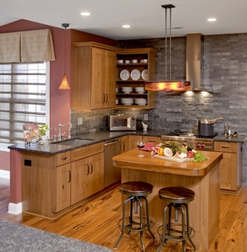 Rustic Eclecticism Kitchen Remodel: Chester Springs, PA   Eclectic   Kitchen    Philadelphia   HomeTech Renovations, Inc.