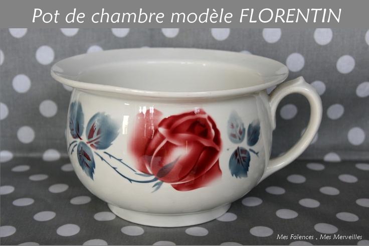 783 best wash basin images on pinterest basin porcelain - Pot de chambre antique ...