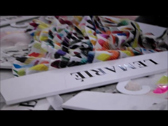 An inside look at CHANEL's Couture Atelier's LESAGE & LEMARIÉ