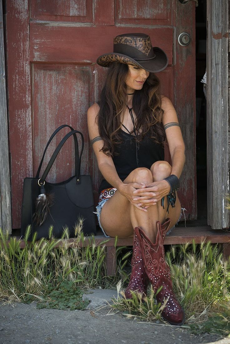 Cowgirl's are God's wildest angels. They have cowboy hats for Halo. Double G Hats.