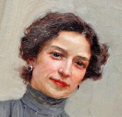 Joaquín Sorolla. Clotilde.