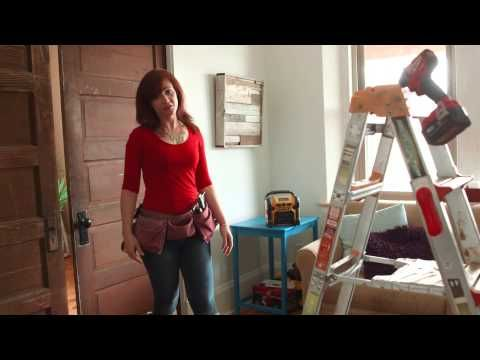 How to Replace a Light Fixture with My Fix It Up Life! #lighting #howto #fix