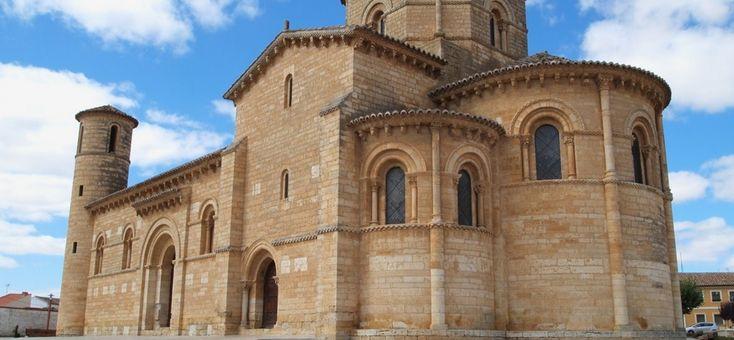Joya del Románico, San Martín de Tours en #Frómista, #Palencia.  Conoce mejor esta maravilla en: http://destinocastillayleon.es/index/la-iglesia-de-san-martin-de-tours/
