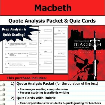 explication of a key passage macbeth The progressive character of macbeth like valour's minion carved out his passage stages of plot development in macbeth time analysis of the action in macbeth.