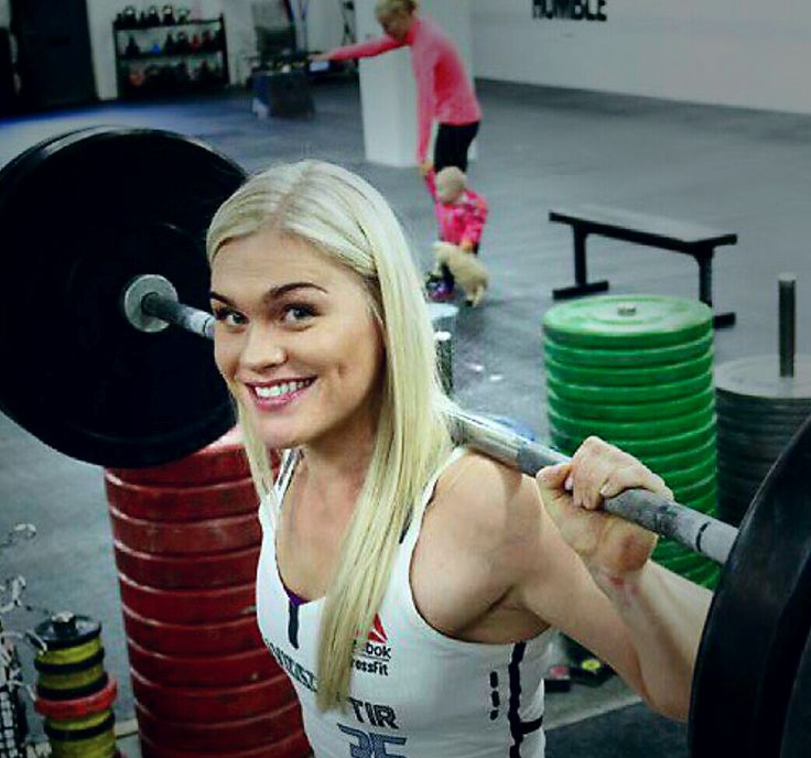 Onlyfitgirls the queen katrin davidsdottir she sure is