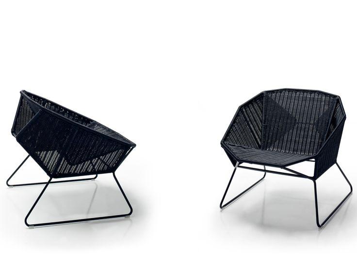 Roca Armchair - AJAR furniture and design