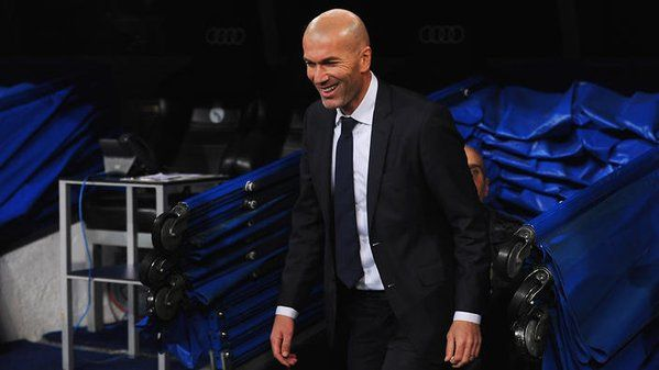 Ekpoesito Com Zidane Told Players To Have Fun Navas Real Madrid Manager Real Madrid Real Madrid Players