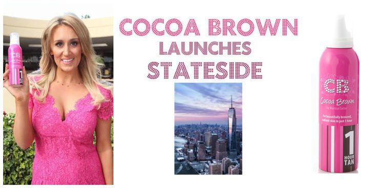 So Sue Me - Cocoa Brown Launches Stateside