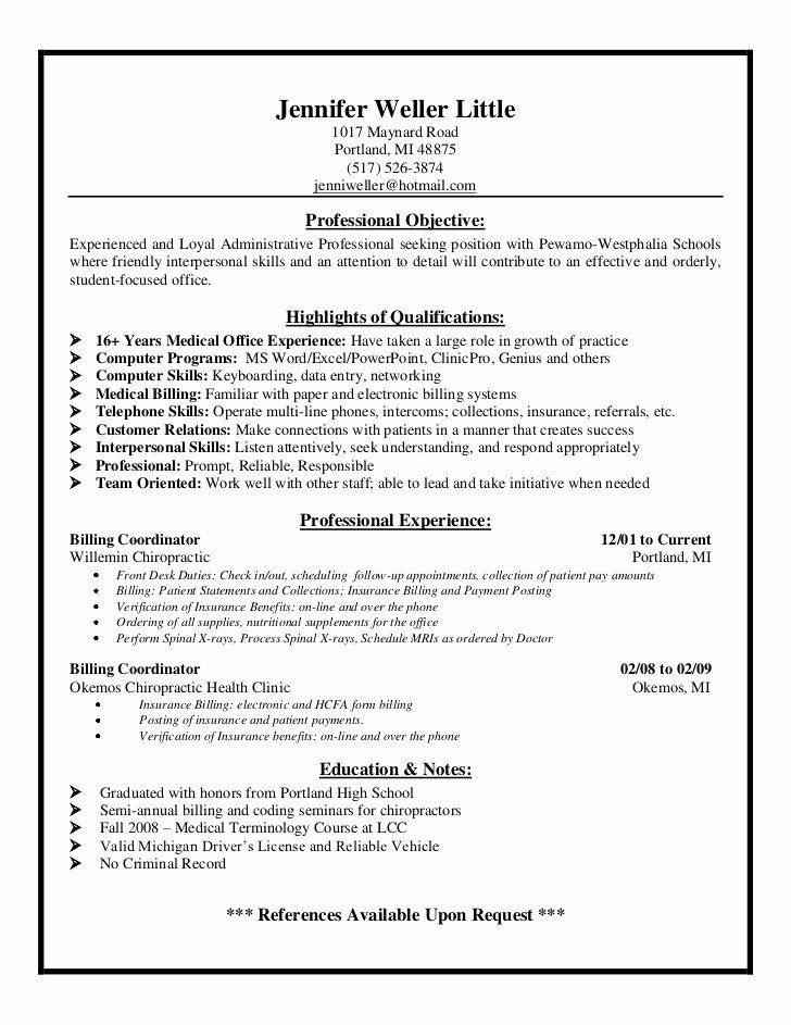 Pin On Best Resume Example Ideas