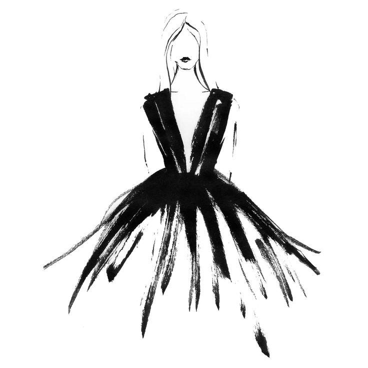 Wie ihr eure Mode Skizze durch einfache Tricks verbessern könnt