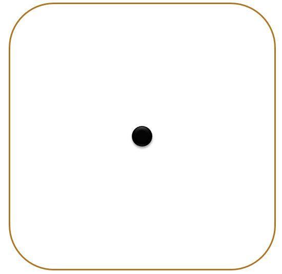 #Denkzettel: Der schwarze Punkt | 3 Minuten Lesezeit