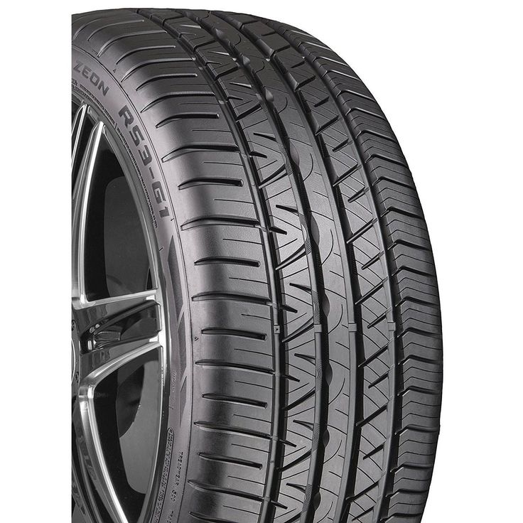 Cooper Zeon RS3-G1 All Season Performance Tire - 205/45R17 84W