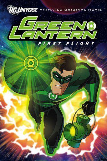 Green Lantern: First Flight (2009)…