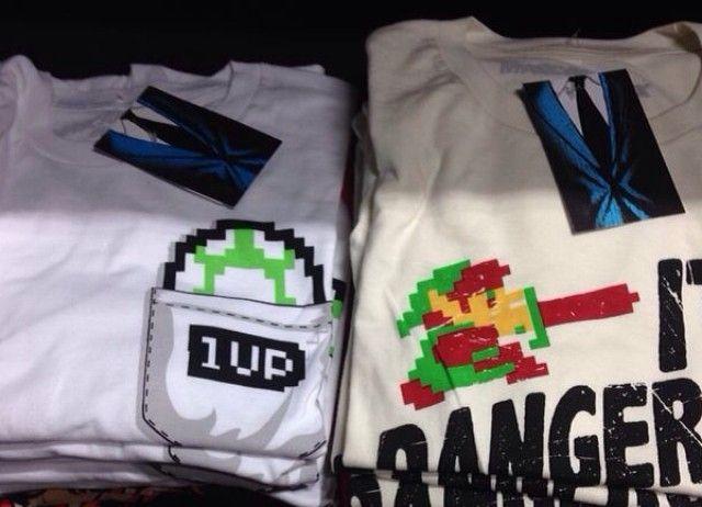 Disponibles Nuevos Modelos para Chico & Chica en la Web www.MascaraDeLatex.ES  #Camisetas #MdL #Link #Zelda #MarioBros #Gamer