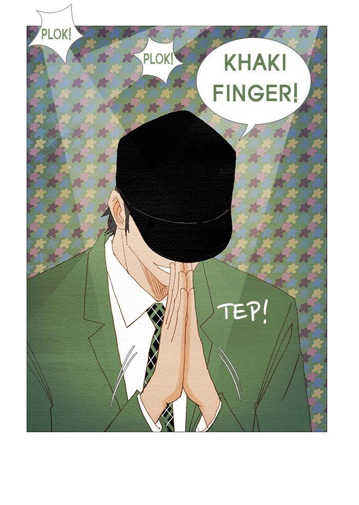 Khaki Finger ~ so mistery