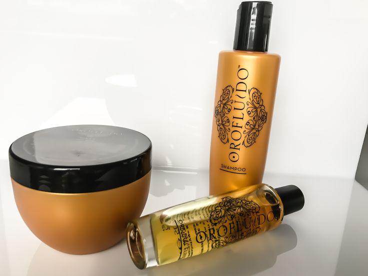 Orofluido pielęgnacja włosów http://deliciousbeauty.pl/orofluido-pielegnacja-wlosow/ #Orofluido