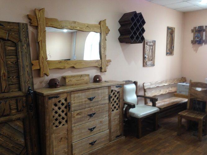 Окунитесь в шоу-рум мебели под старину, сделайте свой выбор!