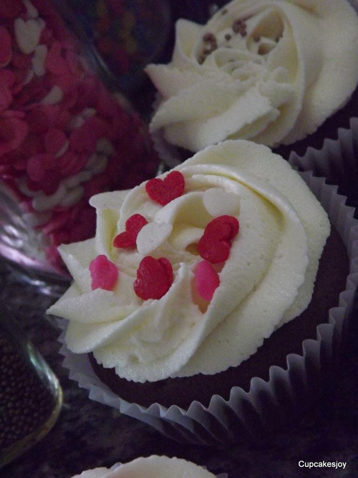 Cupcakes para confraternização de fim de ano
