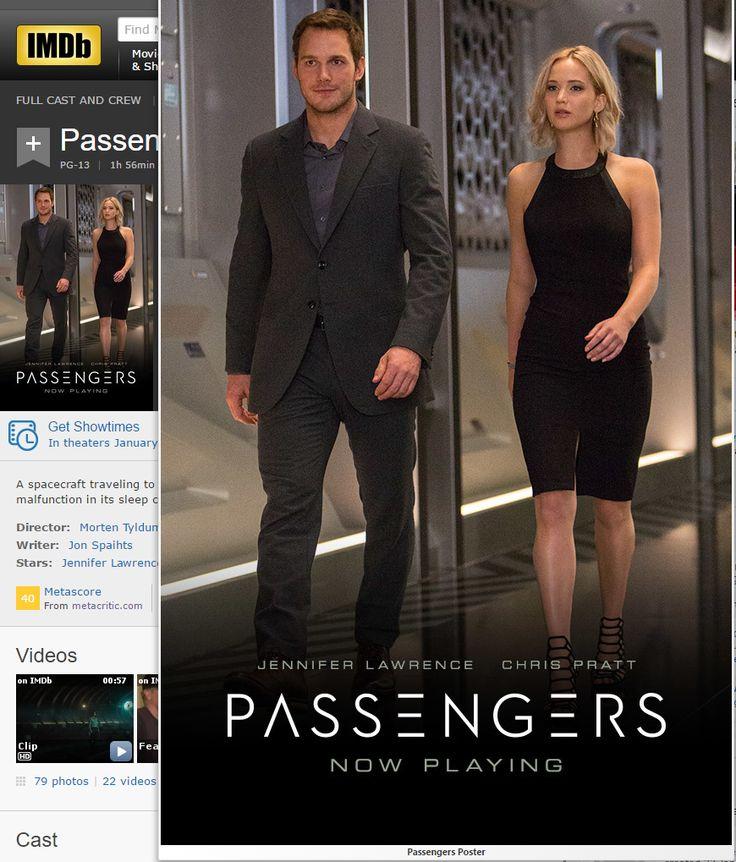 "IMDB's ""Passenger"" Poster is nothing short of a work of art http://ift.tt/2i7arjN #timBeta"