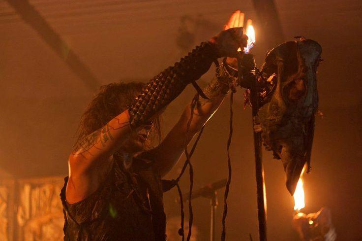 Concert Watain: Cand black metal-ul pune stapanire pe Colectiv intr-o banala zi de luni