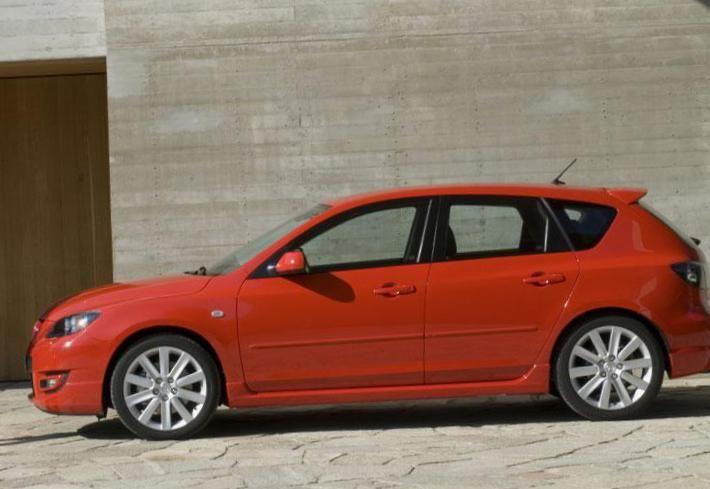 Mazda 3 MPS auto - http://autotras.com