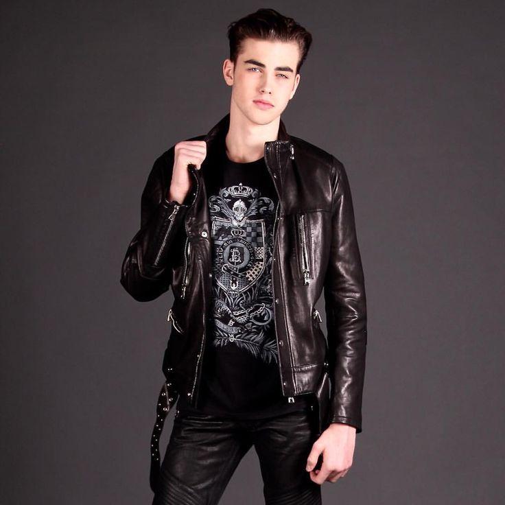 "mientus-com: "" 50% BALMAIN sale at mientus.com #mientus #balmain #balmainarmy #malemodel @gil_kilian_j_nies (hier: Mientus Berlin) """