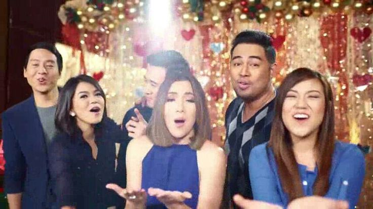 """These are the singers of ASAP: Richard Poon, Juris Fernandez, Erik Santos, Angeline Quinto, Jed Madela, and Morissette Amon singing along to the 2015 ABS-CBN Christmas station ID theme song, """"Thank You for the Love!"""" Indeed, they are very talented singers on ASAP and this Christmas station ID last year. #ThankYoufortheLove #ABSCBNChristmasStationID #RichardPoon #JurisFernandez #ErikSantos #AngelineQuinto #JedMadela #MorissetteAmon"""