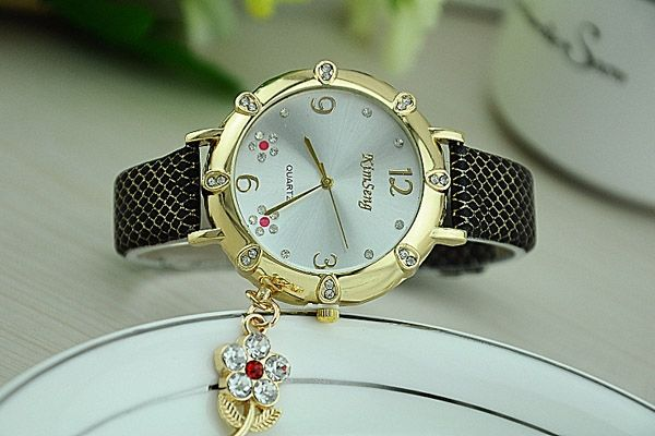 This product is quartz movement watch that guarantees durable and accurate time. It is a watch shaped accessories which is fashionable and charming in style which makes it more attractive and unique. It will be a good life companion for you and surely it is a good choice to buy it.