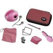 DREAMGEAR DGDSL-907 Nintendo DS(R) Lite 17-in-1 Bundle (Pink)