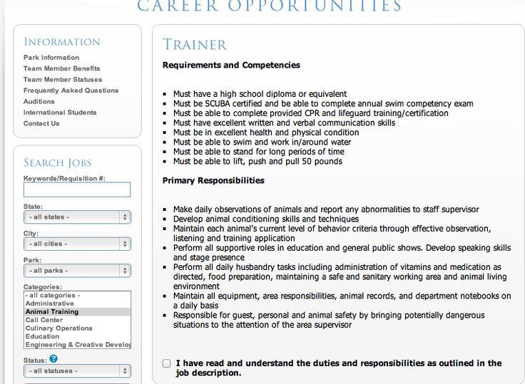 cover letter cover letter template for marine biologist job - marine biologist job description