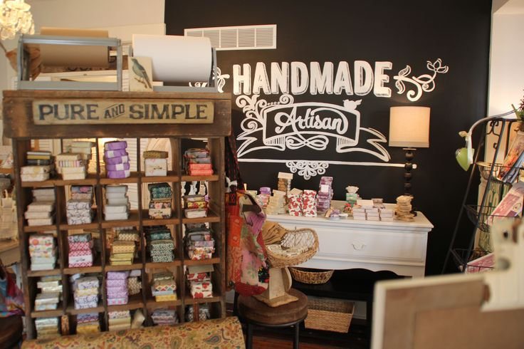 Check out the handmade soap at Bittersweet Apothecary in Historic Liberty, MO!