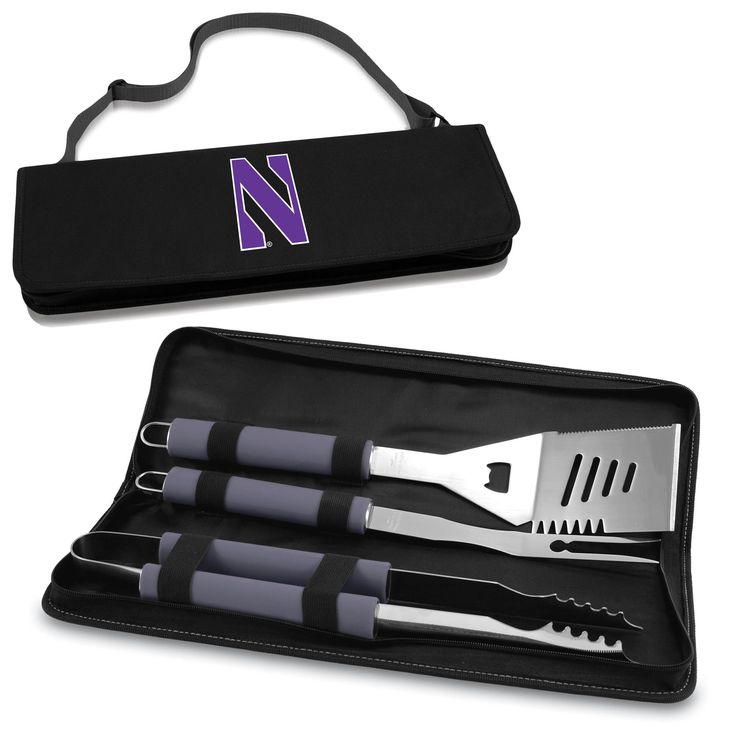 Metro BBQ Tote - University of Northwestern Wildcats