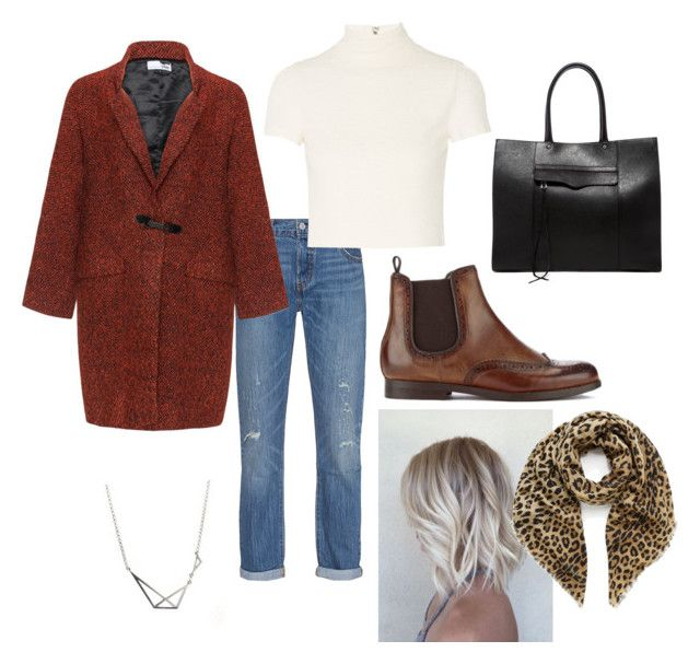 """Untitled #30"" by manjap on Polyvore featuring H by Hudson, Levi's, Bohème, Alice + Olivia, Rebecca Minkoff and Mulberry"
