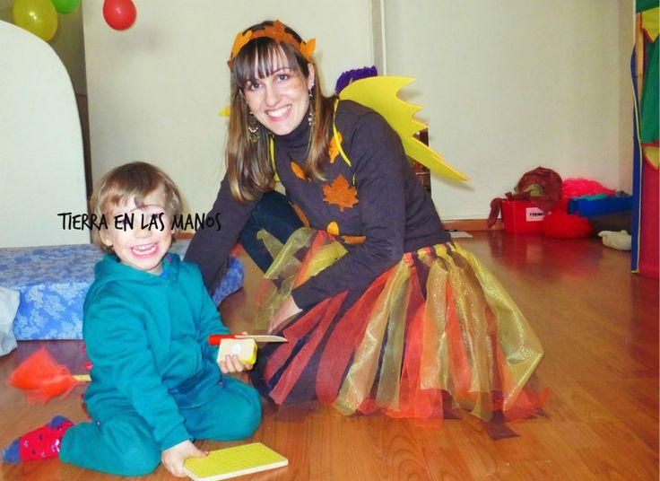 """""""La maternidad: un baile con el presente"""". Un artículo sobre la importancia de disfrutar ahora de nuestros hijos, porqué mañana será tarde."""