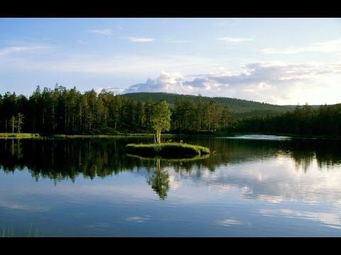 Feel the Finnish Lakeland - YouTube