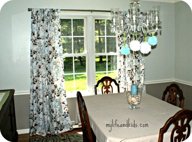 How To Make Curtains Out Of Twin Sheets Simple Twin Sheets And Easy Diy