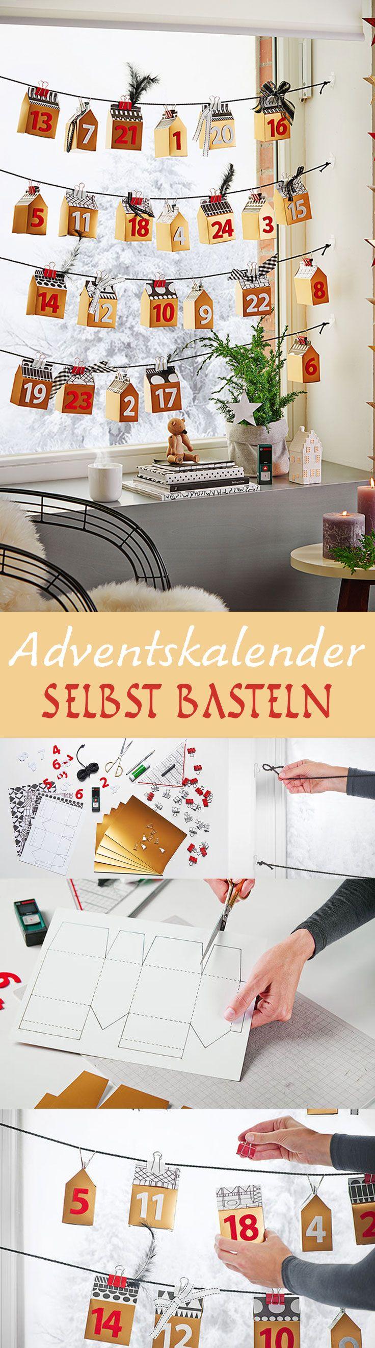 adventskalender gibt es zuhauf in den l den zu kaufen viel besser kommt aber ein selbst. Black Bedroom Furniture Sets. Home Design Ideas