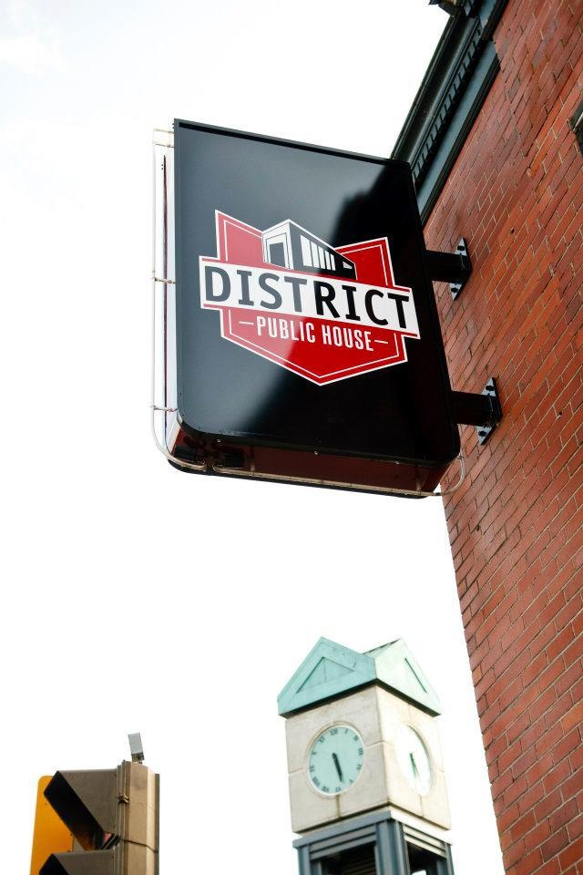 District Public House - Five Corners in downtown Chilliwack