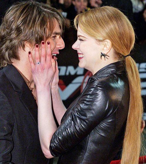 Nicole Kidman and Tom Cruise's Hollywood Romance: May 30, 2000