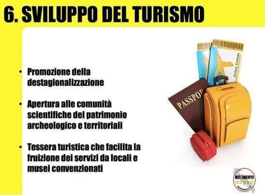 6.Programma Regionale,M5S Puglia 2015.