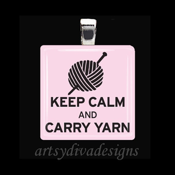Keep Calm and Carry Yarn!Crafts Knits, Crochet Stuff, Step Moms, Sayings Quotes, Knits Crochet, Crafty, Carrie Yarns, Keep Calm, Crochet Knits