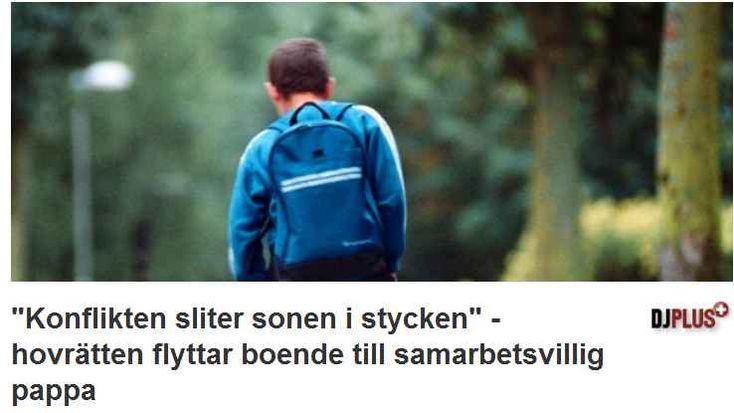 """Dagens Juridik tar idag upp en dom från Hovrätten för Nedre Norrland. Konflikten är """"anmärkningsvärd"""" men ingen av föräldrarna framstår som mer lämplig än den andra. Tingsrätten ansåg dock att dera..."""